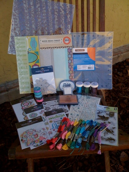 Scrapbook Goodies!