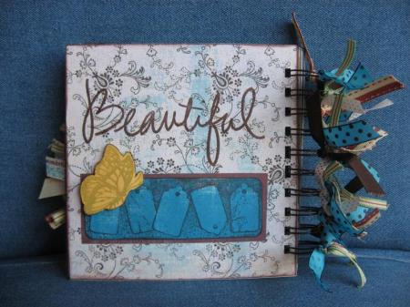 butterfly-mini-album