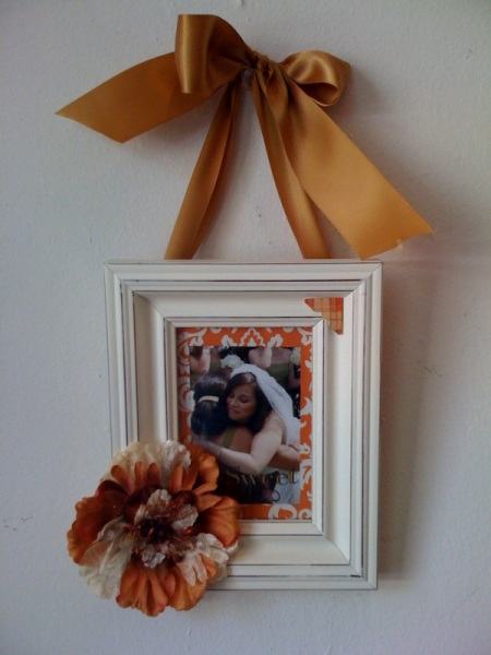 """Sweet Memories"" Altered Frame"