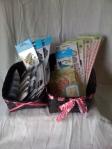 Black Wicker Baskets for Embellishments